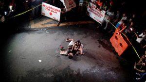 Esecuzione sommaria nelle Filippine