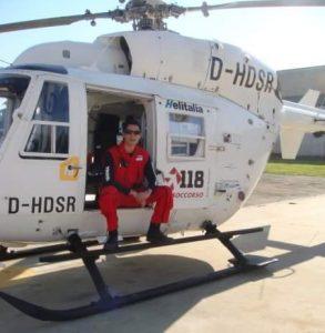 Foto su elicottero 118