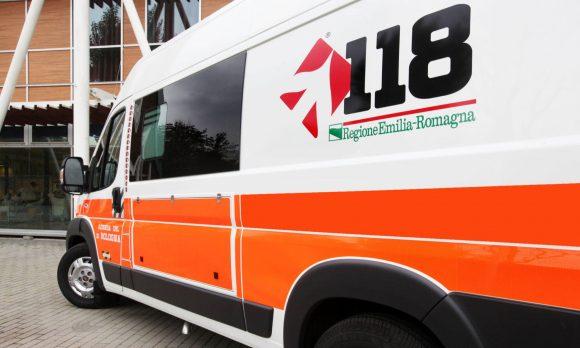 ambulanza 118 emilia romagna