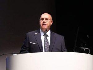 Mario Balzanelli Presidente SIS 118 al congresso di Catania