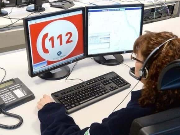 Sala Operativa Numero Unico Emergenza (NUE) 112