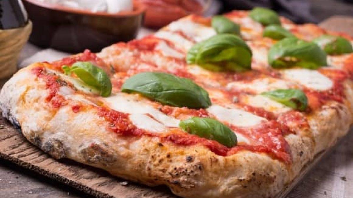 Ricetta Pasta X Pizza Fatta In Casa.Impasto Per Pizza Fatta In Casa