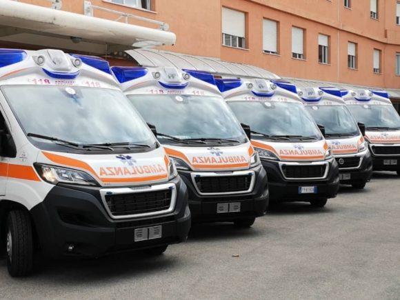 ambulanze 118