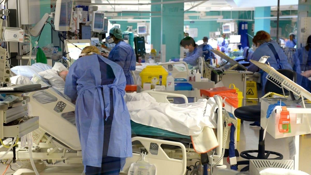 Gli infermieri di terapia intensiva non si comprano al supermercato